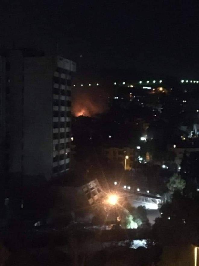 CẬP NHẬT: Tên lửa tấn công rung chuyển Syria, Israel hứng cơn mưa rocket - Tàu ngầm Nga áp sát bờ biển Israel - Ảnh 18.