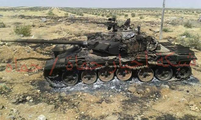 Đại chiến xe tăng: Leopard 2A4 Thổ đấu một mất một còn với T-72B3 Syria, ai thắng? - Ảnh 6.