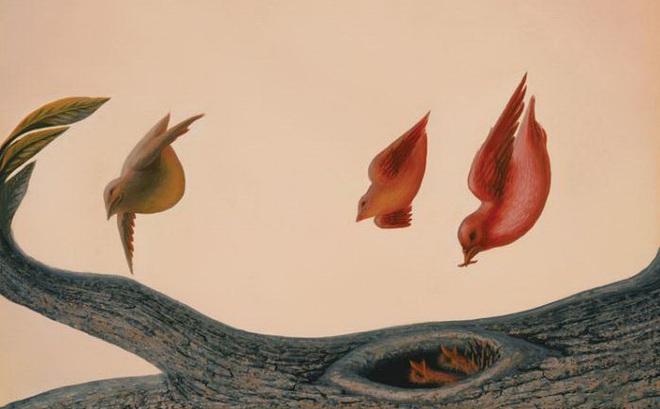 Nếu nhìn thấy tổ chim trên cây trước tiên thì bạn đang lo ngại về tài chính