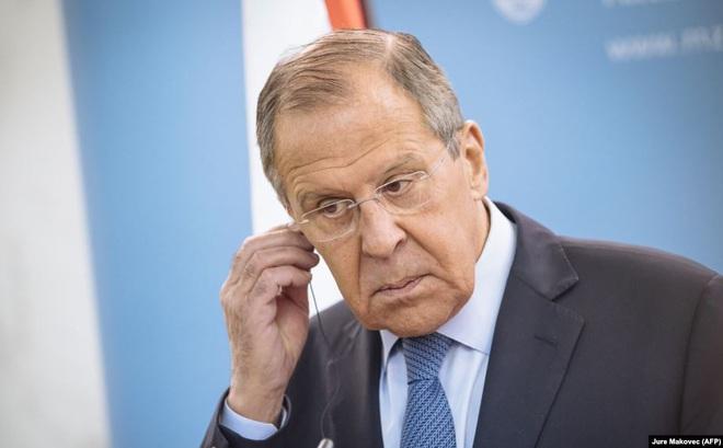 """Chính biến ở Bolivia: Ngoại trưởng Lavrov cảm thấy """"thật kì lạ"""" vì mãi chưa ai réo tên Nga"""