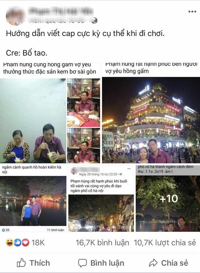 Người đàn ông U70 cùng mẫu câu bày tỏ tình cảm với vợ khiến MXH xôn xao, giới trẻ rần rần học theo - ảnh 1