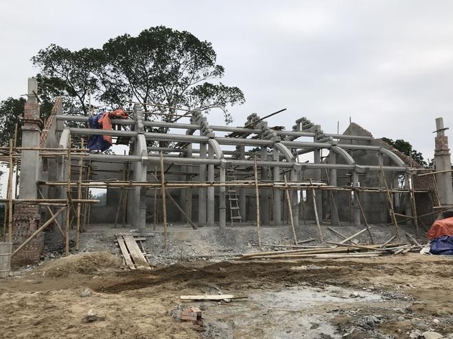 Ngôi chùa có mức đầu tư triệu đô xây trái phép, lấn đất của di tích cấp Quốc gia ở Nghệ An? - Ảnh 4.
