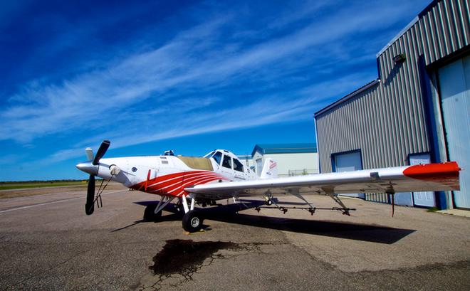 Bầu Đức mua máy bay mới: Giá 1,3 triệu USD, là máy bay nông nghiệp có lái đầu tiên ở Đông Dương