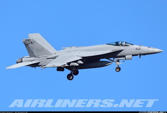 Tiêm kích F/A-18E Mỹ bắn hạ chiến đấu cơ Sukhoi ở Syria: Thưởng lớn - Ảnh 1.