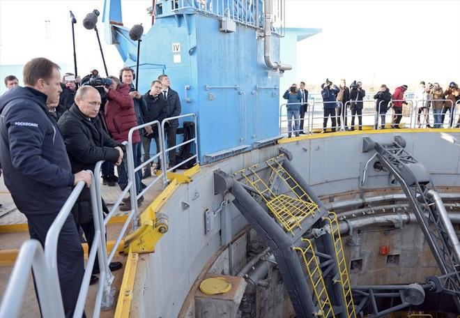 TT Putin nổi giận vì dự án sân bay vũ trụ tối tân Nga bị biển thủ hàng trăm triệu USD - ảnh 1