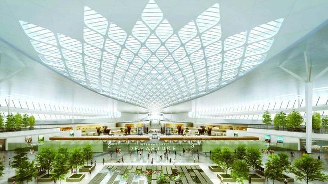 Bộ trưởng Nguyễn Văn Thể: Không một sân bay nào có hiệu quả tốt như sân bay Long Thành - Ảnh 1.