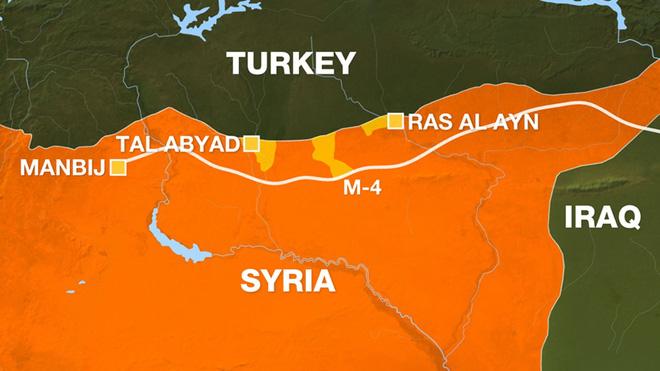 Một tháng sau chiến dịch Thổ Nhĩ Kỳ ở Syria: Nga, Tổng thống Assad thắng to, người Kurd bẽ bàng? - Ảnh 2.