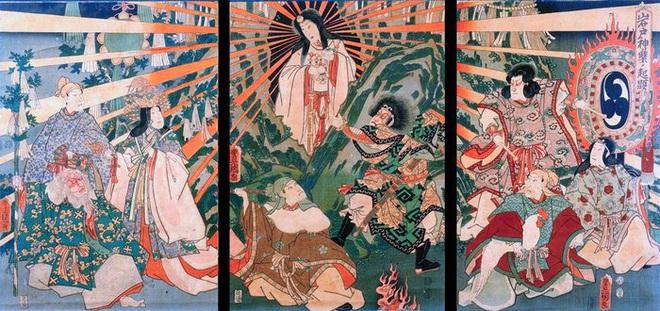 Nhật hoàng sẽ qua đêm với nữ thần mặt trời trong nghi lễ 25 triệu USD - Ảnh 1.