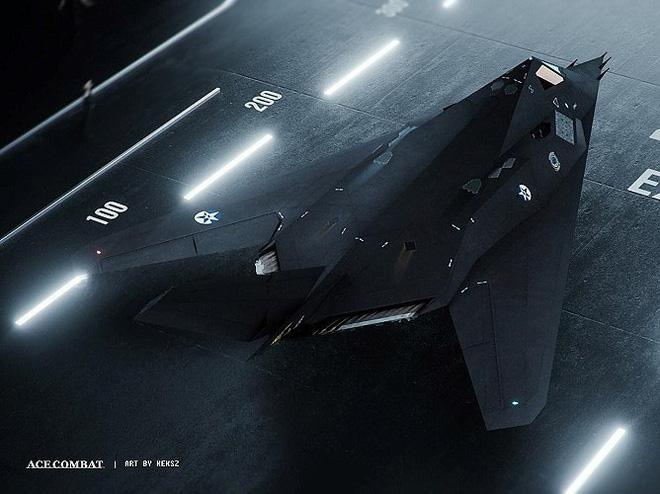 [ẢNH] Mỹ khôi phục tiêm kích tàng hình F-117 để trưng bày, hay âm thầm tái sử dụng? - Ảnh 12.