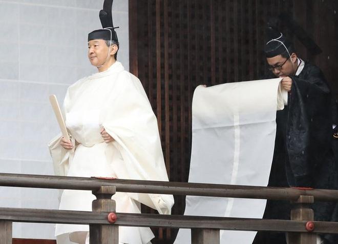 Nhật hoàng sẽ qua đêm với nữ thần mặt trời trong nghi lễ 25 triệu USD - Ảnh 3.
