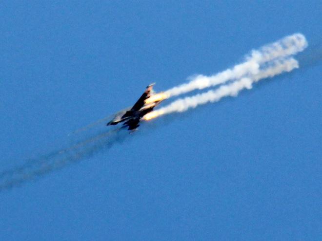 Nga âm thầm cho Su-25 trực chiến, sẵn sàng trút hỏa lực vào biên giới Syria-Thổ Nhĩ Kỳ - Ảnh 8.