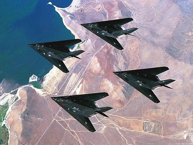 [ẢNH] Mỹ khôi phục tiêm kích tàng hình F-117 để trưng bày, hay âm thầm tái sử dụng? - Ảnh 10.
