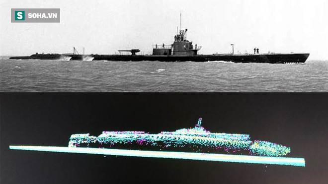 Tàu ngầm từ Thế chiến II bất ngờ được tìm thấy sau 75 năm mất tích - Ảnh 1.