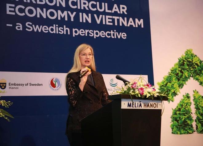 Thụy Điển tái chế được 99% chất thải - Ảnh 1.