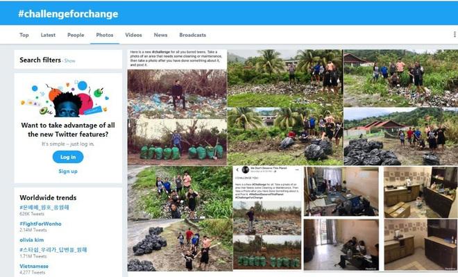 Điểm danh những thử thách được 'lên đời' thành trào lưu đình đám trên mạng xã hội trong năm 2019 - ảnh 10