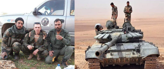 Lò thiêu người ở Tell Tamr: Màn ra mắt kiểu Nga của Quân đoàn 5 QĐ Syria? - Ảnh 4.