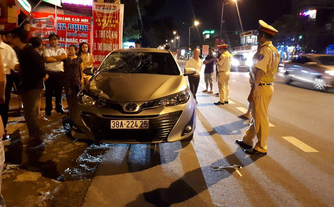 Chủ nhiệm UBKT ở Hà Tĩnh bị khởi tố vì uống rượu chạy xe gây tai nạn chết người