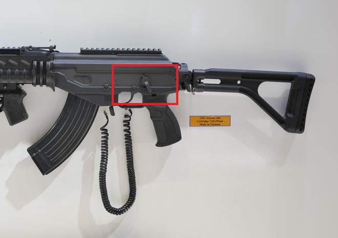 2 mẫu súng Made in Vietnam đẳng cấp TG: Đột phá táo bạo, hội tụ tinh hoa Nga-Israel - Ảnh 7.