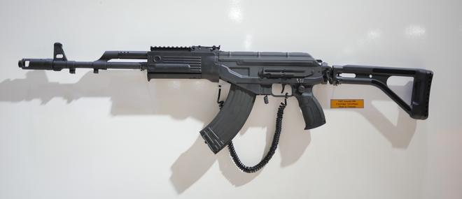 2 mẫu súng Made in Vietnam đẳng cấp TG: Đột phá táo bạo, hội tụ tinh hoa Nga-Israel - Ảnh 3.