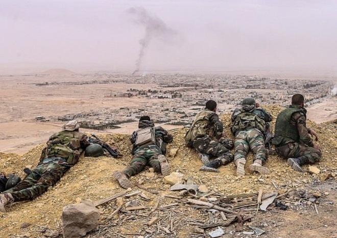 Lò thiêu người ở Tell Tamr: Màn ra mắt kiểu Nga của Quân đoàn 5 QĐ Syria? - Ảnh 3.