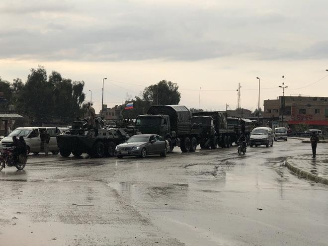 Lò thiêu người ở Tell Tamr: Màn ra mắt kiểu Nga của Quân đoàn 5 QĐ Syria? - ảnh 5