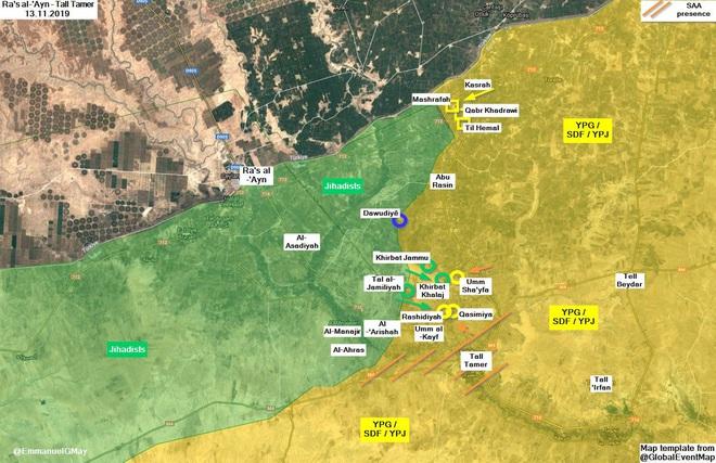Lò thiêu người ở Tell Tamr: Màn ra mắt kiểu Nga của Quân đoàn 5 QĐ Syria? - ảnh 7