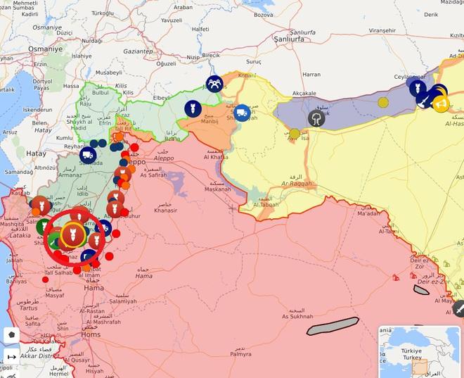 CẬP NHẬT: Nổ kho vũ khí lớn ở Thổ Nhĩ Kỳ, nhiều thương vong  - Israel tiếp tục bị tấn công dữ dội - Ảnh 15.