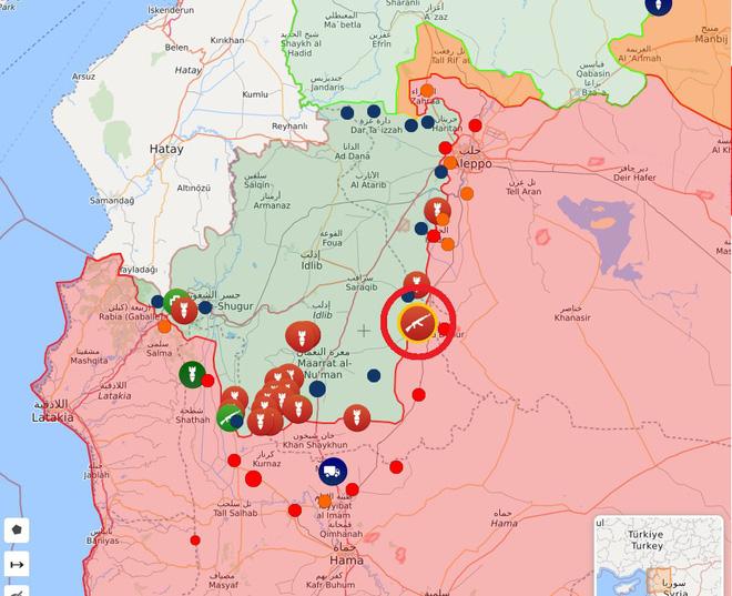 CẬP NHẬT: Nổ kho vũ khí lớn ở Thổ Nhĩ Kỳ, nhiều thương vong  - Israel tiếp tục bị tấn công dữ dội - Ảnh 12.