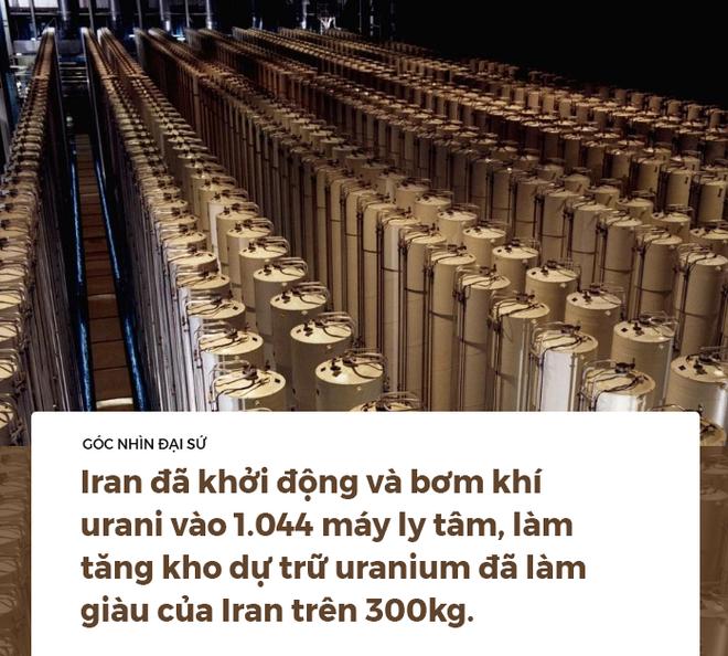 Lần thứ 4 Iran cắt giảm thực hiện nghĩa vụ, JCPOA đứng bên bờ đổ vỡ, liệu có  cứu vãn được? - Ảnh 1.
