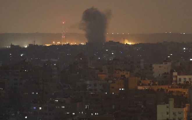 CẬP NHẬT: Nổ kho vũ khí lớn ở Thổ Nhĩ Kỳ, nhiều thương vong  - Israel tiếp tục bị tấn công dữ dội - Ảnh 24.