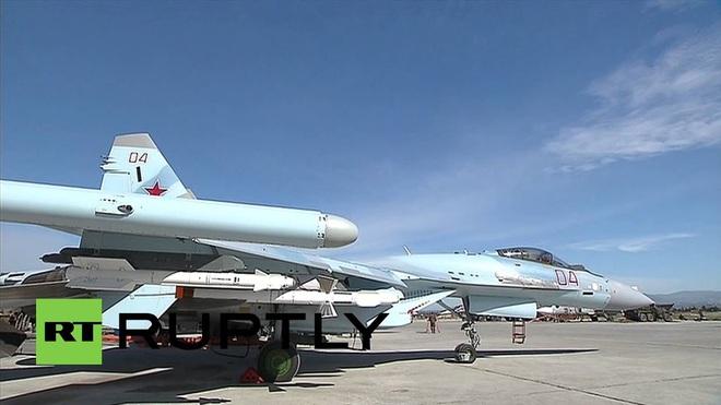 PK-KQ Nga ở Syria sập bẫy Israel: Su-35, S-400 trở tay không kịp, Damascus tổn thất nặng - ảnh 3