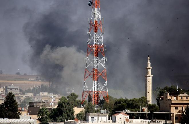 CẬP NHẬT: Nổ kho vũ khí lớn ở Thổ Nhĩ Kỳ, nhiều thương vong  - Israel tiếp tục bị tấn công dữ dội - Ảnh 10.