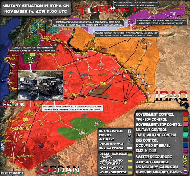 CẬP NHẬT: Nổ kho vũ khí lớn ở Thổ Nhĩ Kỳ, nhiều thương vong  - Israel tiếp tục bị tấn công dữ dội - Ảnh 8.