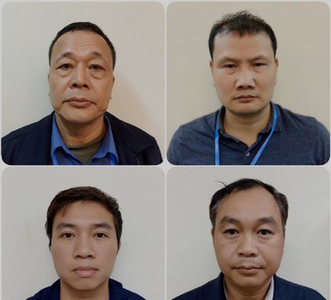 Bắt 4 bị can sai phạm trong Dự án đường cao tốc Đà Nẵng - Quảng Ngãi - Ảnh 1.