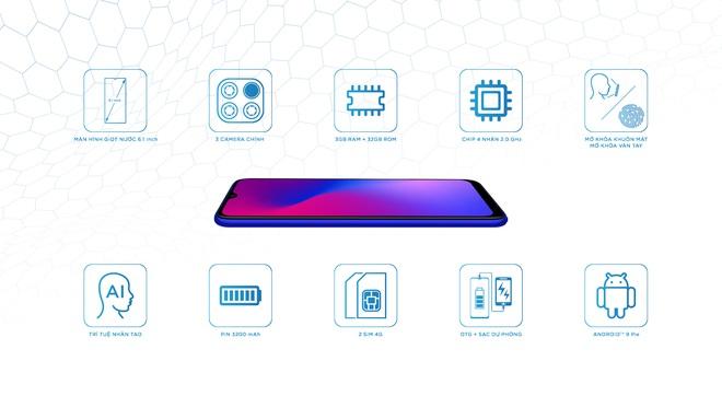 Asanzo rao bán chiếc smartphone với giá chấn động - Ảnh 3.