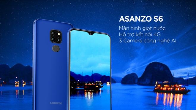 Asanzo rao bán chiếc smartphone với giá chấn động - Ảnh 4.