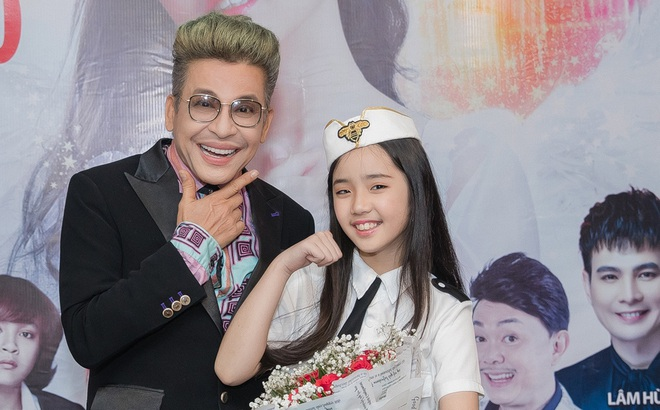 Thanh Bạch, Nguyễn Văn Chung ủng hộ giọng ca nhí 10 tuổi làm liveshow