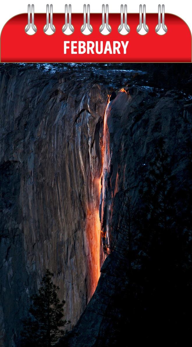 12 hiện tượng thiên nhiên kỳ ảo: Thác nước đổ lửa, trời nắng chang chang vào ban đêm - ảnh 2