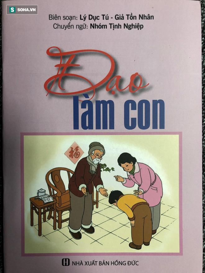 Mong ước tặng mỗi người dân Việt Nam 1 cuốn sách - Ảnh 1.