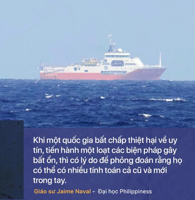 Đã đến lúc có cách tiếp cận khác với cây gậy và củ cà rốt của Trung Quốc ở Biển Đông - Ảnh 3.