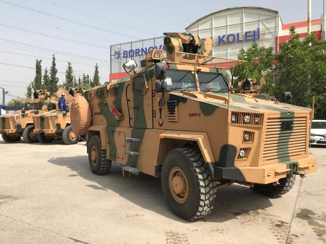 Biết thừa người Kurd sẽ trở mặt, Thổ Nhĩ Kỳ tung vào Syria vũ khí bí mật: Nga sững sờ - ảnh 3