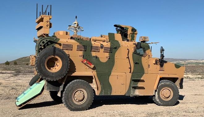 Biết thừa người Kurd sẽ trở mặt, Thổ Nhĩ Kỳ tung vào Syria vũ khí bí mật: Nga sững sờ - ảnh 4