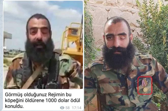 Điềm xấu cho lực lượng tinh nhuệ nhất QĐ Syria: Sư đoàn 25 chưa đánh đã mất cánh tay phải? - Ảnh 1.