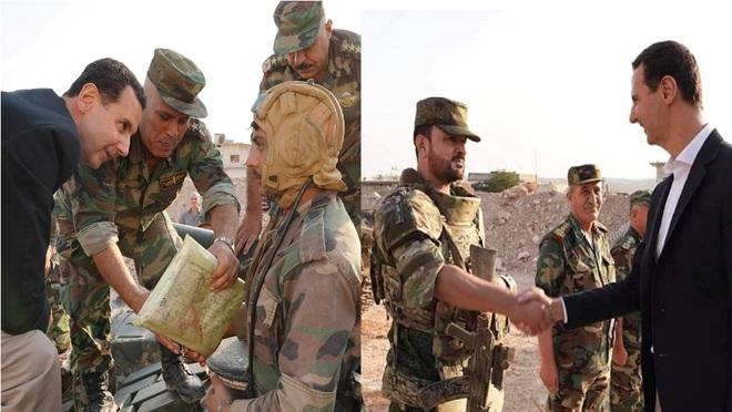 Điềm xấu cho lực lượng tinh nhuệ nhất QĐ Syria: Sư đoàn 25 chưa đánh đã mất cánh tay phải? - Ảnh 3.