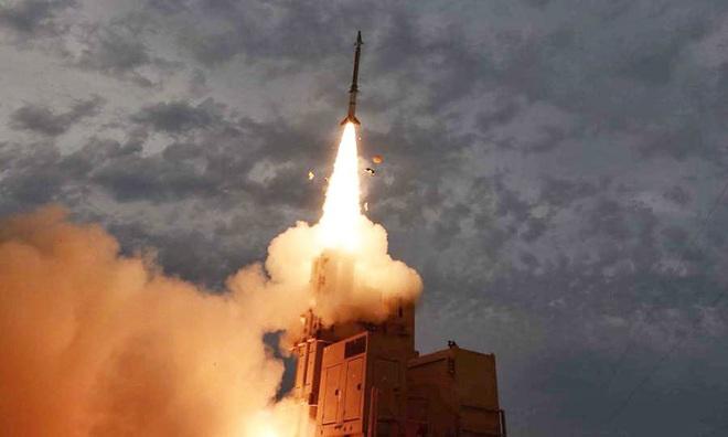 Nga tóm sống tên lửa tối tân của Israel: Công nghệ đỉnh cao từ trên trời rơi xuống! - Ảnh 1.