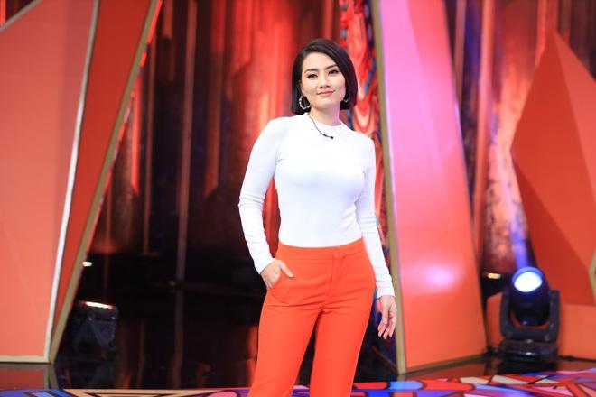 Ngọc Lan xuất hiện trên truyền hình sau khi thừa nhận ly hôn với Thanh Bình - Ảnh 2.