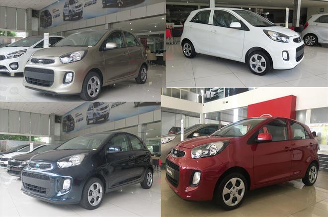 Những mẫu ô tô mới cóng có giá rẻ nhất Việt Nam - Ảnh 5.