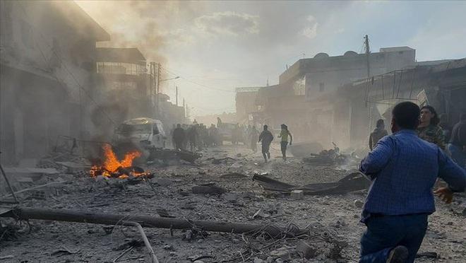 CẬP NHẬT: Mở cánh cổng địa ngục, QĐ Syria đối mặt hàng nghìn khủng bố người TQ? - Ảnh 1.