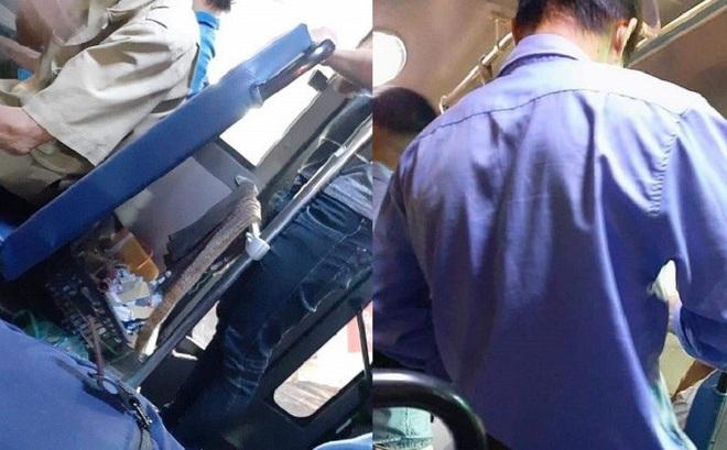 """Nữ hành khách ở TP.HCM bức xúc khi người soát vé """"cười nhếch mép, vo tròn vé vứt vào sọt rác"""""""
