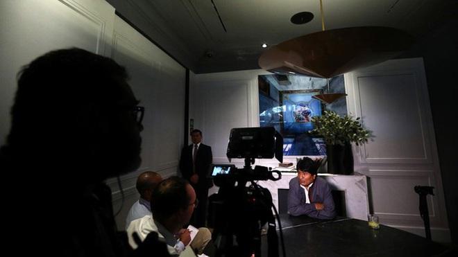 Cựu Tổng thống Bolivia nói Mỹ muốn đưa ông tới Guantanamo - Ảnh 1.